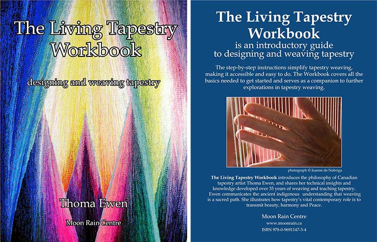 tapestry weaving book